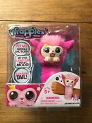 New, Wrapples Little Live Pets Interactive Furry Friends, Pink Princeza