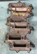 Used Clean Yamaha 1991 200 Hp 6 Cylinder Outboard Reed Plate Manifold