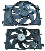 Auxiliary Cooling Fan Mercedes C240 C Class 203.061 2001 - 2004