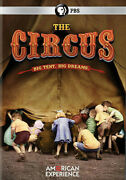 American Experience The Circus [new Dvd] 2 Pack