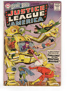The Brave And The Bold 29- Grade 4.0 - Justice League Of America - 1st Amazo