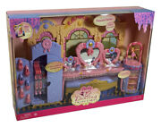 Barbie In The 12 Dancing Princesses Princess Vanity - Plus Shoes, Crowns And More