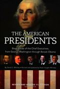 The American Presidents Biographies Of The ... By David C. Whitney And R Hardback