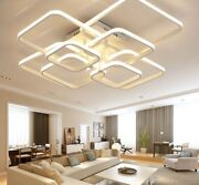 Led Bulbs Chandeliers Loft Hanging Lights Modern Home Ceiling Stairs Decorations