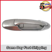 Outside Door Handle Rear Right For 1b2 Antique Sage Pearl Toyota Tundra Sequoia