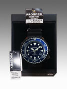 -seiko Prospex Sbdj045 Solar Divers Save The Ocean Limited From Japan F/s New