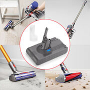 For Dyson V8 21.6v 4.0ah Battery Animal Absolute Fluffy Handheld Vacuum Cleaners