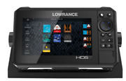 Lowrance Hds-7 Live Fishfinder/chartplotter With Active Imaging 3in1 Transducer