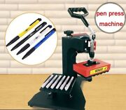 Sublimation Printing Machine Heat Press Ballpen Print Business Diy Used Devices