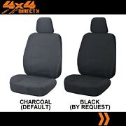 Single Hd Waterproof Canvas Seat Cover For Mahindra Pik Up