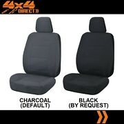 Single Hd Waterproof Canvas Seat Cover For Vw 15001600