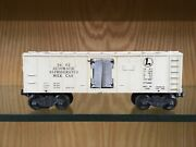 Lionel O Gauge 3462 Automatic Refrigerated Milk Car - Rare Glossy Version