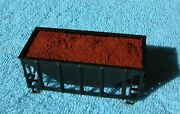 Hay Brothers Iron Ore Loads 6-pk - Fits Athearn And Roundhouse 22ft Ho Ore Cars