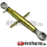 3-point Hitch Top Link For Yanmar Tractors Hard To Find Length - Short 9 Body