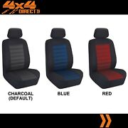 Single Premium Jacquard Padded Seat Cover For Lexus Is200