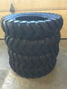 4 Hd 5.70-12 Carlisle Trac Chief Skid Steer Tires -5.70x12-made In Usa