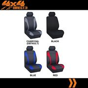 Single Light Weight Neoprene Seat Cover For Mitsubishi Challenger