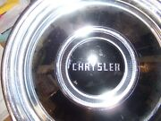 Set Of 3 Chrysler 15 Hubcaps Could Be From 1950 Chrysler Product