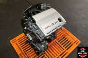 04-07 Toyota Highlander 2wd Vvti 3.0l Replacement Engine For 3mz-fe Jdm 1mz-fe