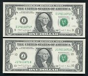 2 1988-a 1 Frnand039s Matching Radar Serial And039s I17611671f And J17611671bandrdquo Gem Unc