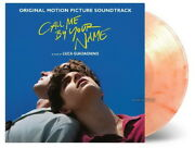 Call Me By Your Name Ost 2-lp 12 180g Vinyl Limited Peach Season Edition