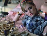 Sharon Stone Signed Casino Photo 11x14 Autograph Sexy In Bed Bas