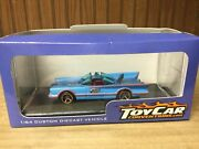 Hot Wheels 2012 Toy Car Conventions Diecastspace By Nightstalker Batmobile Rare