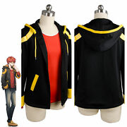 Custom Made Game Mystic Messenger 707 Cosplay Costume Inner And Coat Only 07