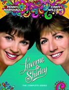 Laverne And Shirley The Complete Series [new Dvd] Boxed Set Full Frame