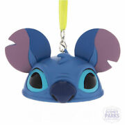 Disney Parks Stitch Ear Hat Ornament - Second Park Pack Edition 2nd Nib Sold Out