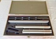 7 Koh-i-noor Rapidograph, Lettering Guides Only With Case