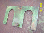 Vintage Oliver 1850 D Row Crop Tractor -brake Pedal Cover Plate - 1967