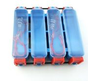 Fishing Explosion Hook Box Fish Accessory Tackle Storage Double Sided Organizers