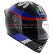 Agv K1 Rossi Vr46 Sky Racing Team Motorcycle Helmet Fast And039n Free Shipping New