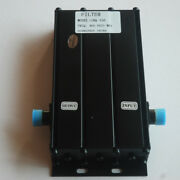 50w Uhf Bandpass 3 Cavity Filter 400-520mhz For Radio Repeater N Connector