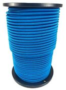 12mm Royal Blue Elastic Bungee Shock Cord Bungee Rope Tie Down Extra Strong