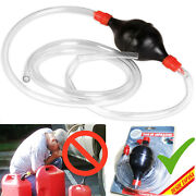 Siphon Pump Of Sprayer Suction Extractor For Water Gasoil Gasoline Car