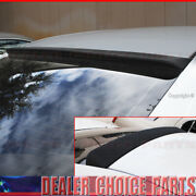 For 2012 2013 2014 Toyota Camry Factory Style Roof Spoiler Lip Wing Unpainted