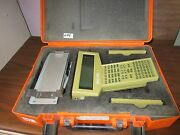 Leica Gpc 1 Data Collector W/ Cables 2 Batterys
