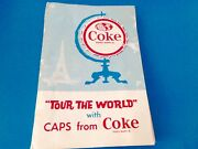 Tour The World Vintage Coke Bottle Cap Collection With Free Coke Tin