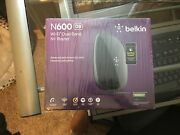 New Belkin N600 Dual Band Wireless Router Plus Surfboad Sbg6580 Cable Modem