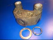19654f1 Bottom Yoke For Swivel Pin = Mariner Mercury 60hp Tracker 2 4i