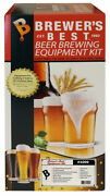 Brewer's Best® Equipment 5 Gallon Homebrew Starter Kit For Beer And Wine