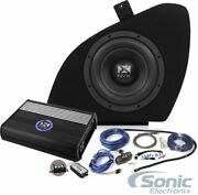 Nvx Powered Boost Kit For 2012-up Tesla Model Amplified Bass And System Upgrade