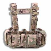New Velocity Systems Mayflower Uw Chest Rig Gen Iv Swift Clip System Many Colors