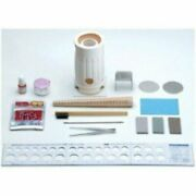 Pmc3 Silver Art Clay Ring Pendant Making Tool Set Jewelry Kiln Kit With Dvd