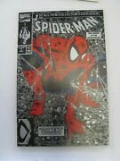 Spiderman 1 Signed By Todd Mcfarlane Spider-man Signature Marvel 1990 Nm Lovely