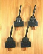 4 Bbt Marine Grade Water Resistant 12 Volt 20 Amp Toggle Switches