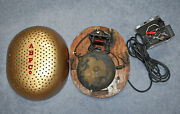 Vtg Large Abp Co Cast Iron Electric School Bell Fire Alarm Restored And Works