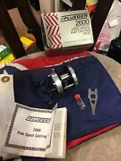 Pflueger 2600 Reel Model Db New In Box Last One Known To Be New In Box